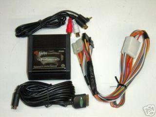 2008 2009 Honda Accord iPod Adapter Interface w Text