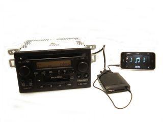 Honda Acura Accord Civic Auxiliary Adapter Harness iPod Interface