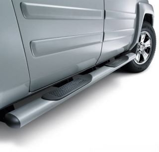 06 10 Genuine Honda Ridgeline Side Steps in Silver