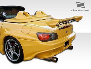 2000 2009 Honda S2000 Duraflex Concept Rear Fender Flares Body Kit