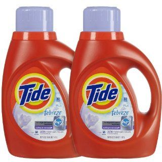 Tide plus Freshness 2x Concentrated HE Liquid Detergent