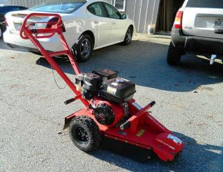 Praxis PRX 13 Stump Cutter w 13HP Honda Engine Walk Behind