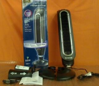 Honeywell Fresh Breeze Tower Fan with Remote Control