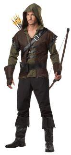 Robin Hood Renaissance Adult Halloween Costume 01129