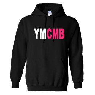 New YMCMB Hoodie Young Money Lil Weezy Hoodie Hooded Sweatshirt s s