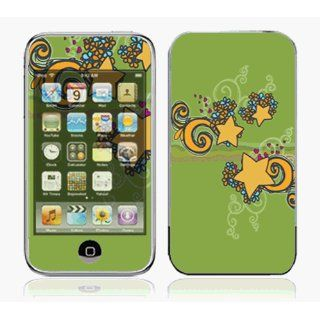 ~iTouch 3rd.Gen Skin Decal Sticker   Shooting Stars