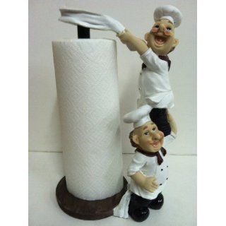 Bistro fat Chef Paper Towel holder