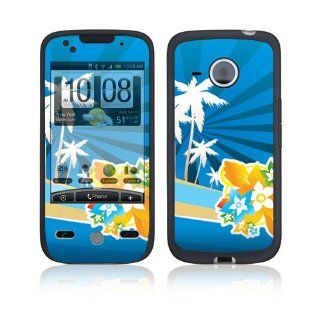 Tropical Station Protective Skin Cover Decal Sticker for