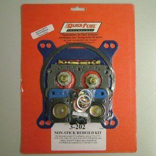 Quick Fuel 3 202 Holley Double Pumper 4150 Rebuild Kit