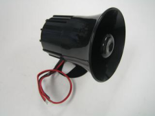 Replacement 6 Tone Car Security Alarm Siren Horn 12V