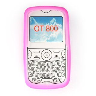 Premium Hot Pink Soft Gel Silicone Skin Case Cover for