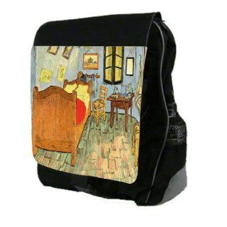Van Gogh Art Van Goghs Bedroom Back Pack   School Bag Bag