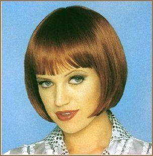 Costumes 007 Bond Girl Natalya Redhead Costume Wig