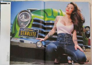 Hot Rod The 2012 Pin Up Issue Street Racing Inside Story Willys