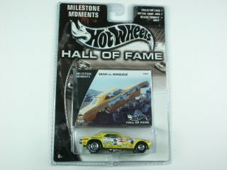 Hot Wheels Hall of Fame Don Prudhomme Snake