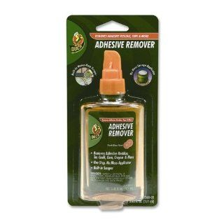 Duck Adhesive Remover with Built In Scraper   5.45oz   For
