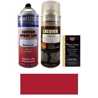 12.5 Oz. Sunrise Red Pearl Metallic Spray Can Paint Kit for 1994 Ford