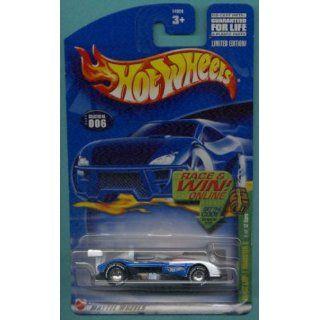 Mattel Hot Wheels 2002 Treasure Hunt 164 Scale Blue