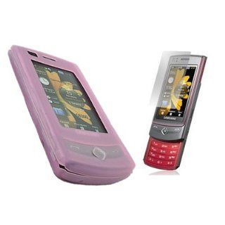 iTALKonline PINK SILICONE Soft Case/Cover/Skin/Protector