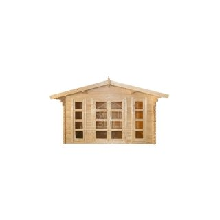 Garden Shed Guest House Playhouse Building Plans