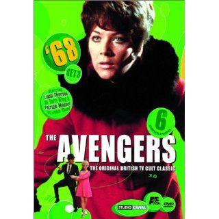 The Avengers 68, Set 3 Patrick Macnee, Diana Rigg, Honor
