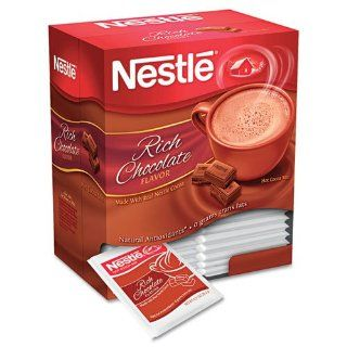 Nestle Hot Cocoa Hot Cocoa Mix Rich Chocolate, 50 Ct: