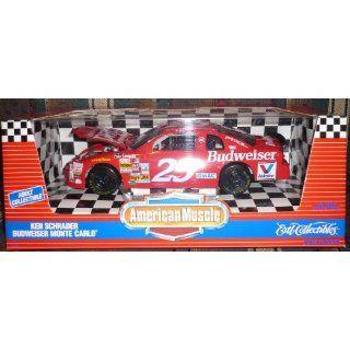 #7217 Ertl American Muscle Kenny Schrader # 25 Budweiser