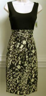 Jessica Howard Womens Sleeveless Dress New Discount