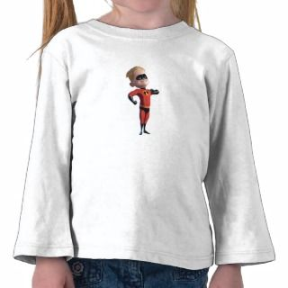 The Incredibles Dash Standing Proud Disney T Shirts