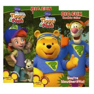My Friends   Tigger & Pooh   Coloring Book Case Pack 36