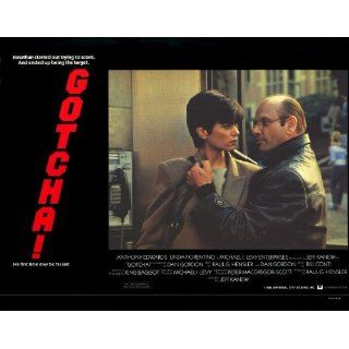 Gotcha Movie Poster (11 x 14 Inches   28cm x 36cm) (1985