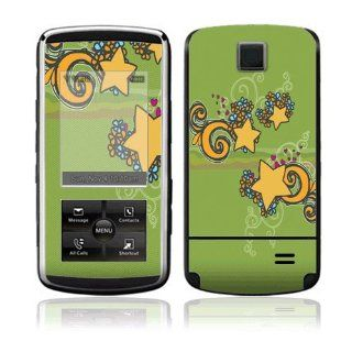 Flower Stars Decorative Skin Cover Decal Sticker for LG