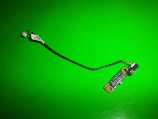 HP Slate 500 Tablet Power Button Switch Board 6050A2324301