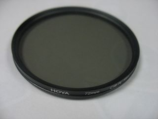 Hoya 72mm Circular Polarizer CPL Filter Fit for Nikon Canon DSLR Lens
