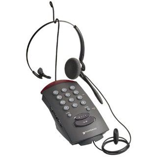 Plantronics T10 Corded Headset Phone Cell Phones