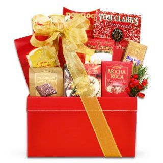 Christmas for the Family Gourmet Foods Gift Basket