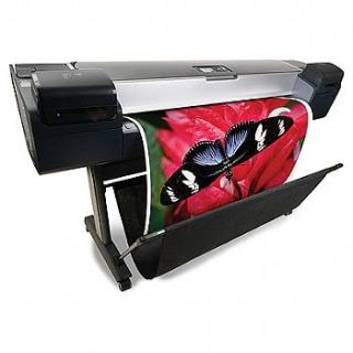 HP DesignJet Z5200 PS 44 Wide Plotter Color Printer Graphics Signs