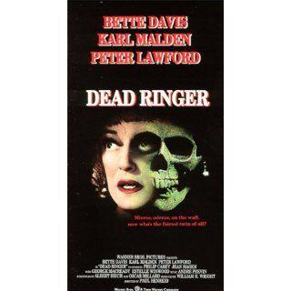 Dead Ringer [VHS] Bette Davis, Karl Malden, Peter Lawford