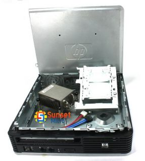 HP DC7900 USFF CASE with Heat sink, hard drive caddie and Sata cable