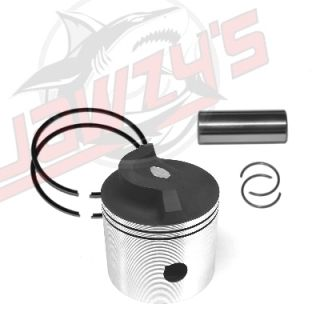 Wiseco Piston Kit Mercury Sport Jet 3 Cylinder 90HP 93 95 010