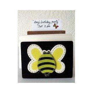 Suntex Teachers Gifts, L.P. ST 784 BEE WOODEN BLACKBOARD