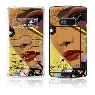 Mary Jane Design Protective Skin Decal Sticker for LG enV2