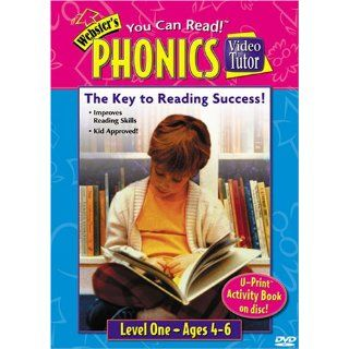 Websters Phonics Video Tutor: DVD: Movies & TV