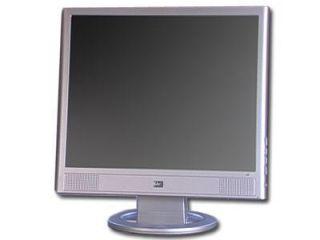 HP Pavilion 17 inch Flat Panel Monitor Computer Screen Monitor VS17X