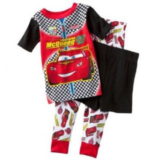 Disney/Pixar Cars Lightning McQueen 95 Pajama Set (4T) Clothing