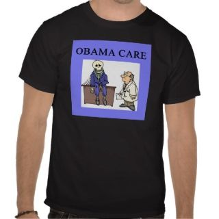 republican conservative anti obama joke shirt