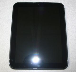 HP Touchpad 16GB Wi Fi 9 7in Black w Leather Case