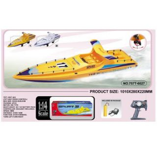 40 Spurt 3 Electric RC Racing Speed Boat 1/14 Radio Remote Control ESC Water Cooling Fast RTR R/C Ship