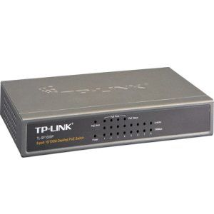 Port Power Over Ethernet Poe Switch TL SF1008P