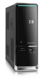 HP Pavilion Slimline S5713W 500 GB AMD Athlon 2 8 GHz 3 GB PC Desktop